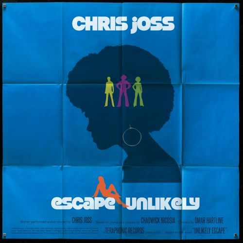 Escape Unlikely, Chris Joss, News du jour, Teraphonic Records, Back to the future,