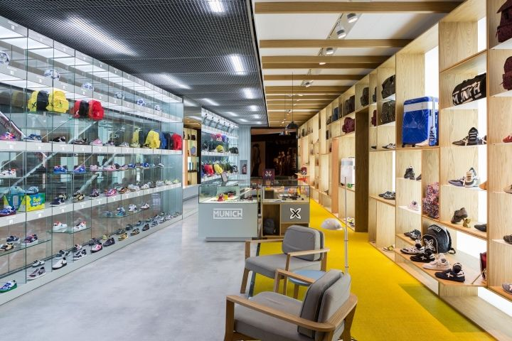 MUNICH store by CuldeSac™, Barcelona – Spain » Retail Design Blog