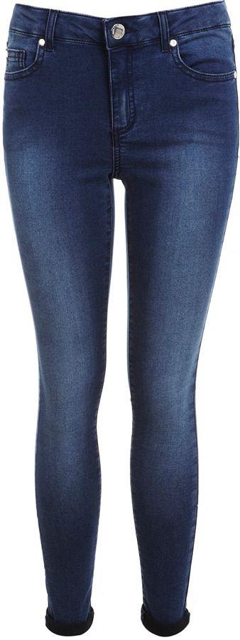 Dark blue ultra soft jean