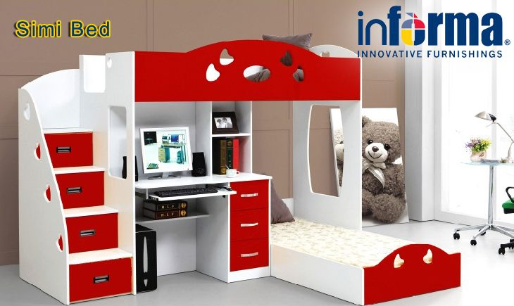 Simi bed | informa.co.id