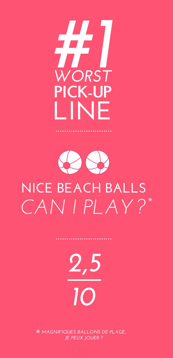 THE WORST PICK-UP LINE... SUMMER IS COMING! :D  #summeriscoming #summer #sun #beach #sea #lol