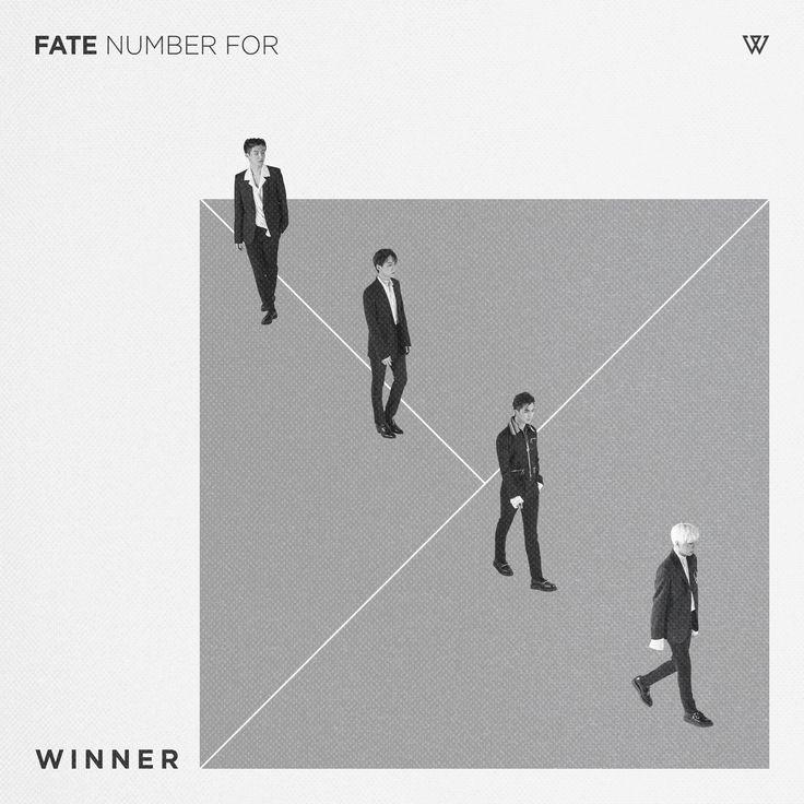 WINNER – FATE NUMBER FOR [ALBUM]