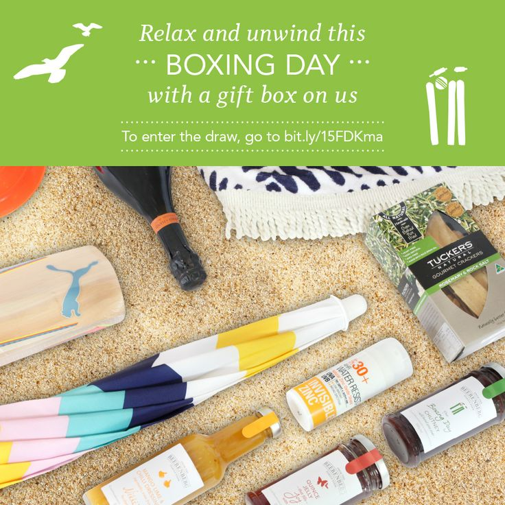 If you're in for a busy December and need to unwind this Boxing Day check out the details of how you can #relaxwithbeerenberg by clicking this image.