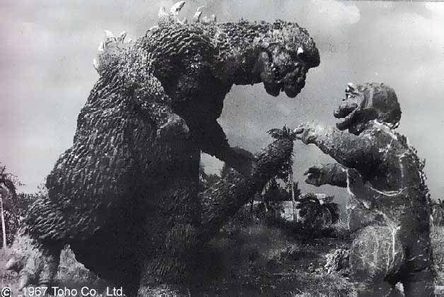 godzilla through the years | Rich-Dimick Horror Project: Film #63: Gojira (1954)