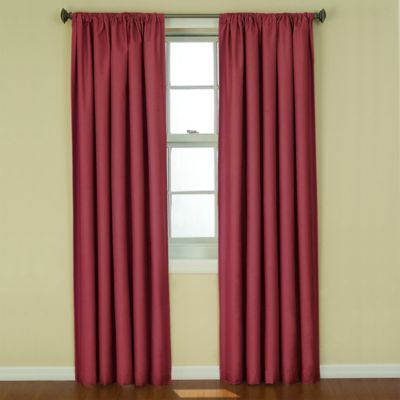 Buy Kendall Rod Pocket Blackout Window Curtain Panels From Bed Bath Beyond