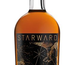 Starward Melbourne-made small batch whisky.