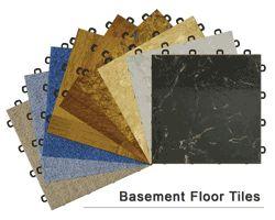 Basement Floor Tiles