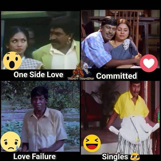 Pin By Nimshiya Nimmy On Single Singam Comedy Memes Tamil Funny Memes Tamil Comedy Memes
