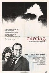 Missing (Desaparecido)/ dictaduras latinoamericanas años 70 Chile