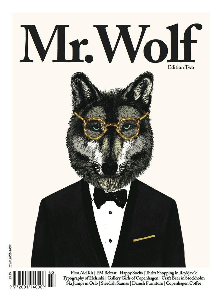 Mr. Wolf, issue 2