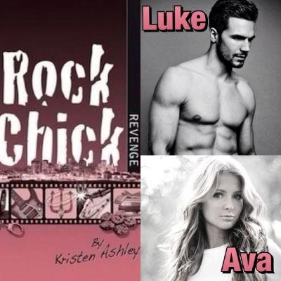 Rock Chick Revenge by Kristen Ashley!  5 stars! My favorite RC book so far xoxo