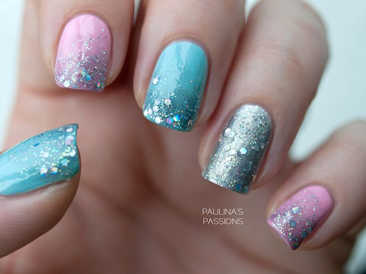 The 25 best glitter gradient nails ideas on pinterest nail tip 70 most stylish glitter gradient nail art ideas prinsesfo Choice Image