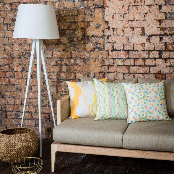 Geometric Cushion - Design 5 | Archer + Co | Award Winning Furniture designed by Ian Archer