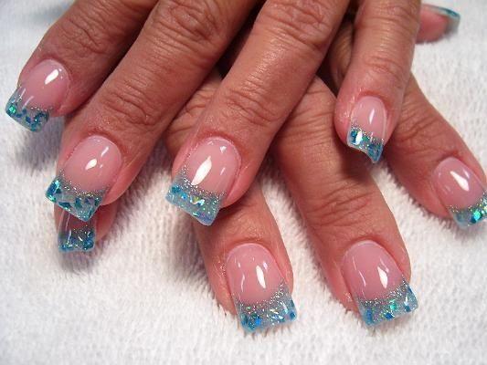 Ocean Miracle Nails
