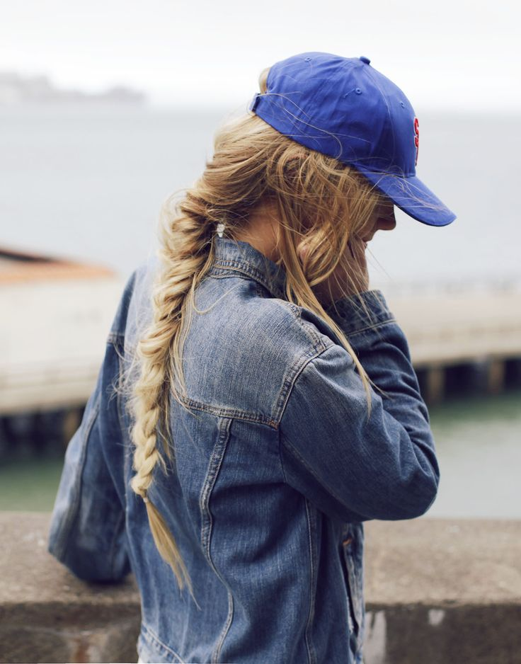 braid x baseball cap <3