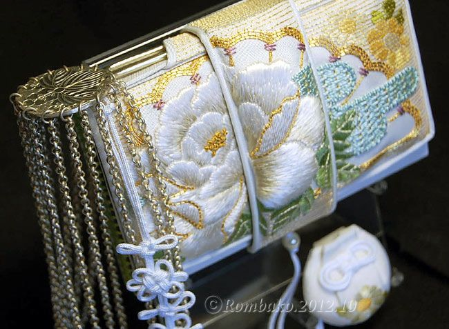 Hakoseko bag for Kimono
