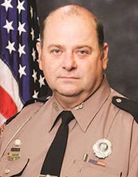 Master Sergeant William Trampass Bishop Florida Highway Patrol End of Watch: June 17, 2017 Master Sergeant William Trampass Bishop was struck and killed by a vehicle while investigating a traffic accident as he was standing outside of his patrol car. Master Sergeant Bishop was transported to the hospital where he was pronounced dead. Master Sergeant Bishop is the 3rd law enforcement officer to be struck and killed in 2017 and the fourth officer fatality from the state of Florida.