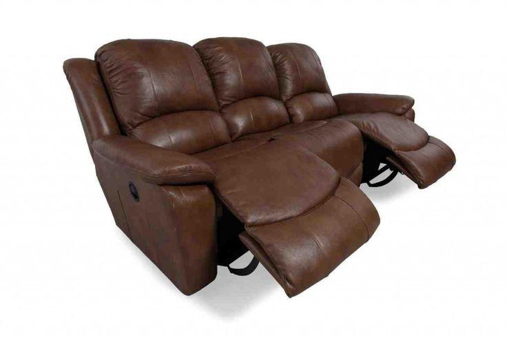 Lazy Boy Leather Reclining Sofa