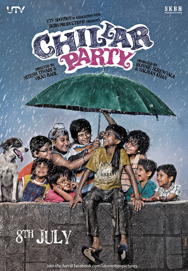 CHILLAR PARTY by Swapnil Rane, won the 2011 award for best