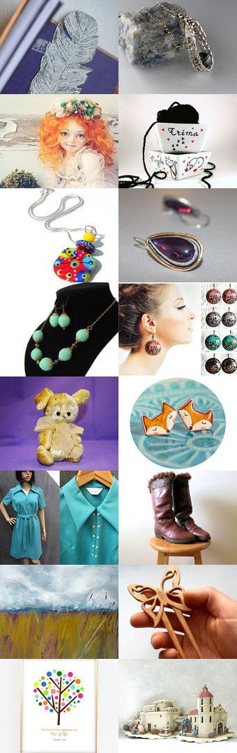 Gift ides 83 by Alesya Getman on Etsy--Pinned with TreasuryPin.com