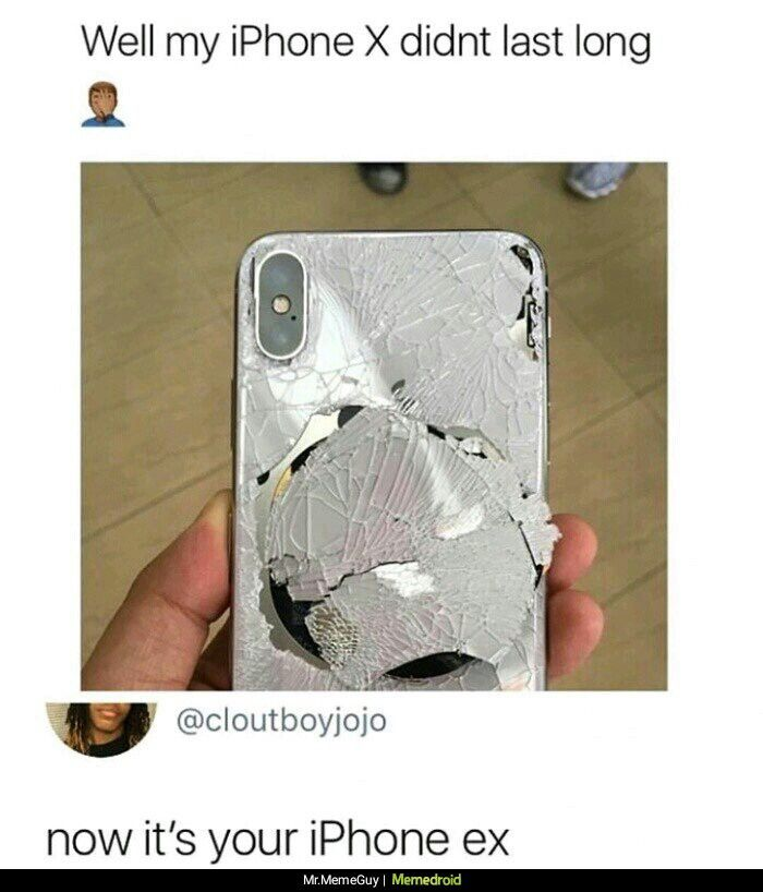 THIS IS WHY I AM NOT GETTING THE IPHONE X