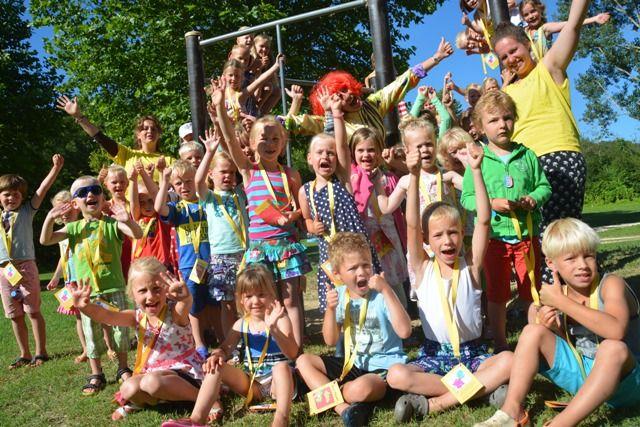 Maak nieuwe vrienden op vakantiepark La Draille!