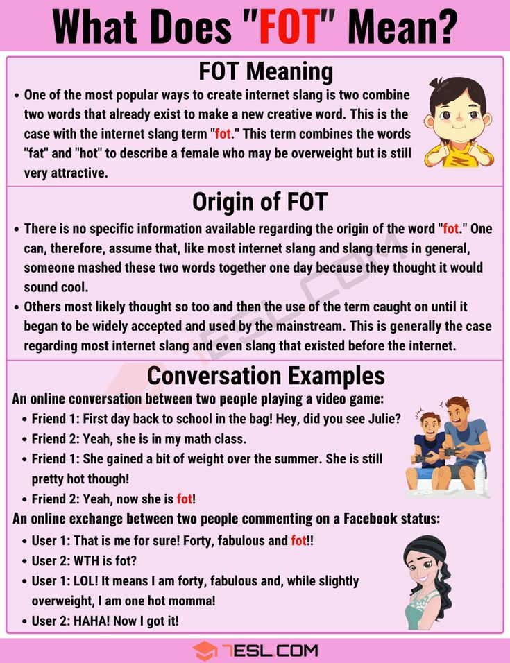 """Fot Meaning: What Does The Popular Term """"Fot"""" Mean In ..."""
