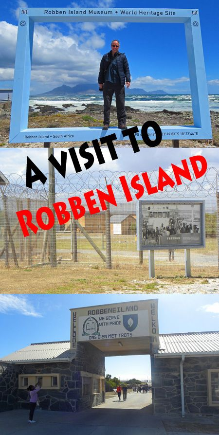 Why Robben Island should be visited: http://bbqboy.net/visit-robben-island/ #capetown #southafrica