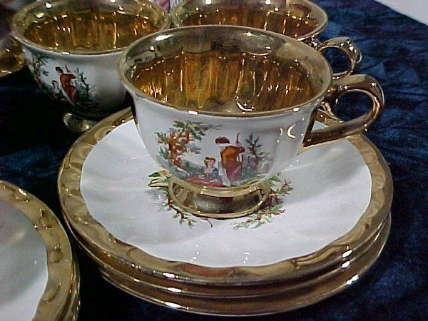 Victorian Tea Sets | Share on facebook Share on Twitter Share on Pinterest Share on Email