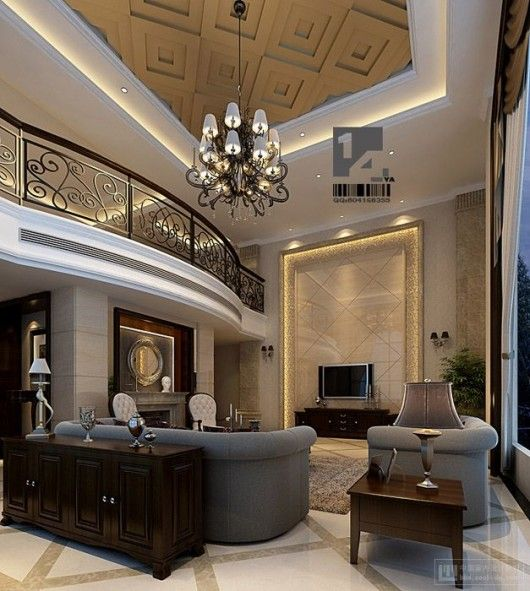 Luxury Kardashian Home Interior | Contemporary Chinese Interior Design |  Interior Design, Home Design .