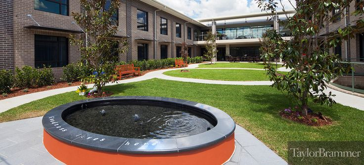 Quakers Hill Nursing Home, Quakers Hill // Taylor Brammer Landscape Architects