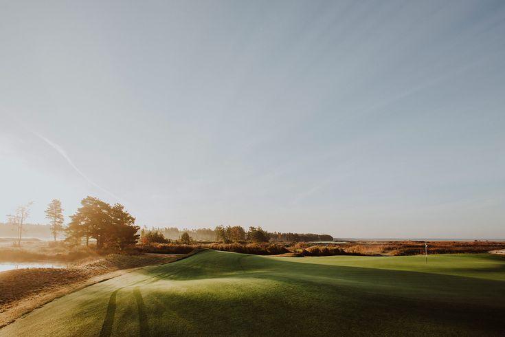 Pärnu Bay Golf Links, Estonia  Photo: Mickael Tannus