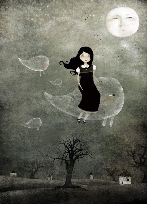 """The Kingdom of Shadows"", Anne-Julie Aubry"