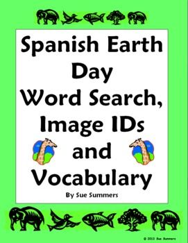 earth science terms in spanish Find out by reading this earth science vocabulary list with key terms and concepts about weather and climate slide 1 of 2 air mass: a large body of air with the same temperature and humidity throughout.