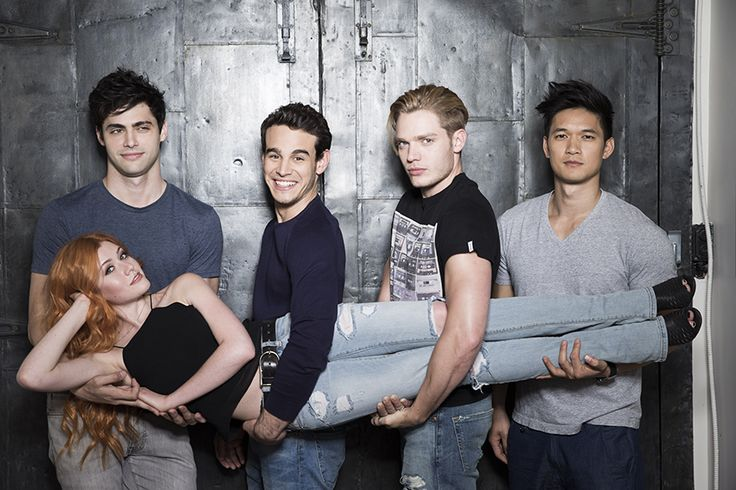 Shadowhunters TV Show News, shadowhuntersseries:   There's only TWO WEEKS...