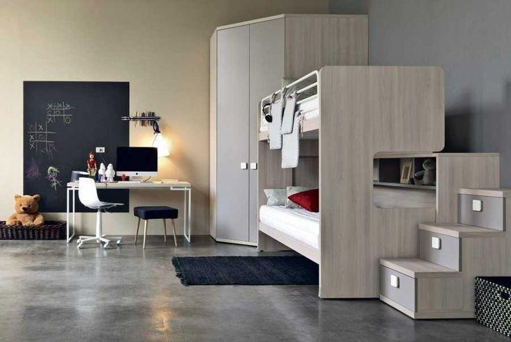 Oltre 25 fantastiche idee su scrivania per letto a for Cabina 2 camere da letto con planimetrie loft