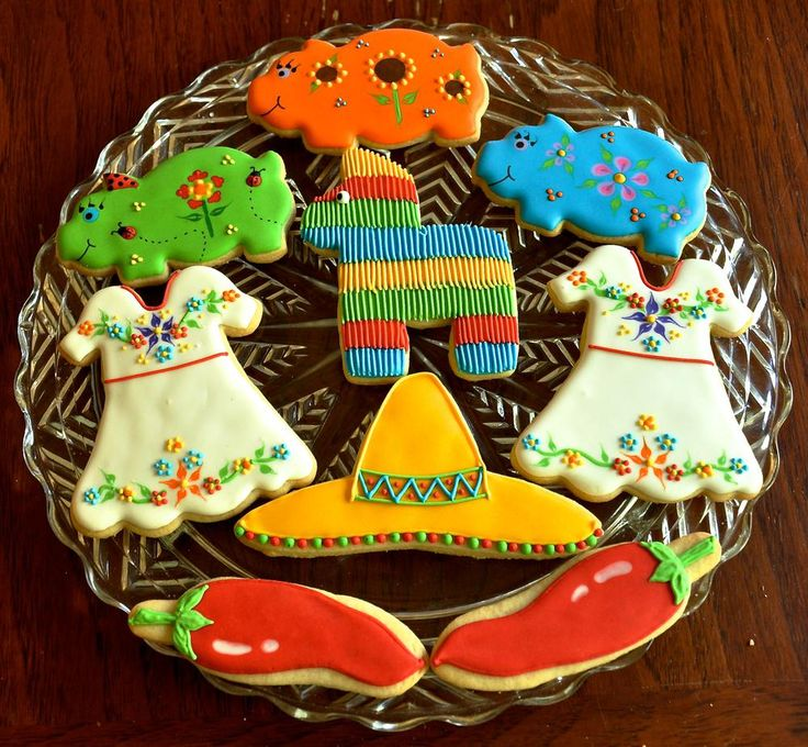 Fiesta Cookies | Cookie Connection