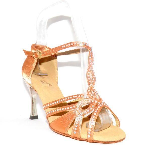 Sandalia de baile con strass. Preciosa!!!!