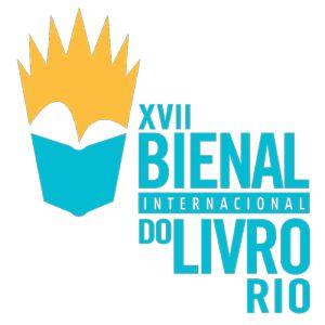 Página fixa sobre a bienal internacional do Livro Rio