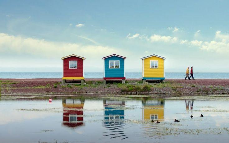 Crayons, TV Ad, Newfoundland and Labrador Tourism (HD)