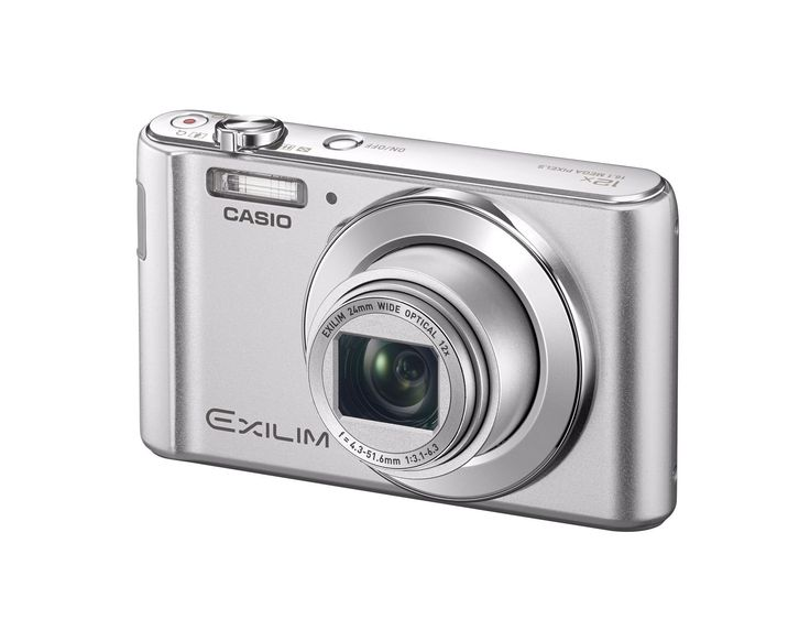 CASIO digital camera EXILIM EX-ZS180SR wide-angle lens 24mm optics 12 times zoom silver. CASIO digital camera EXILIM EX-ZS180SR wide-angle lens 24mm optics 12 times zoom silver.