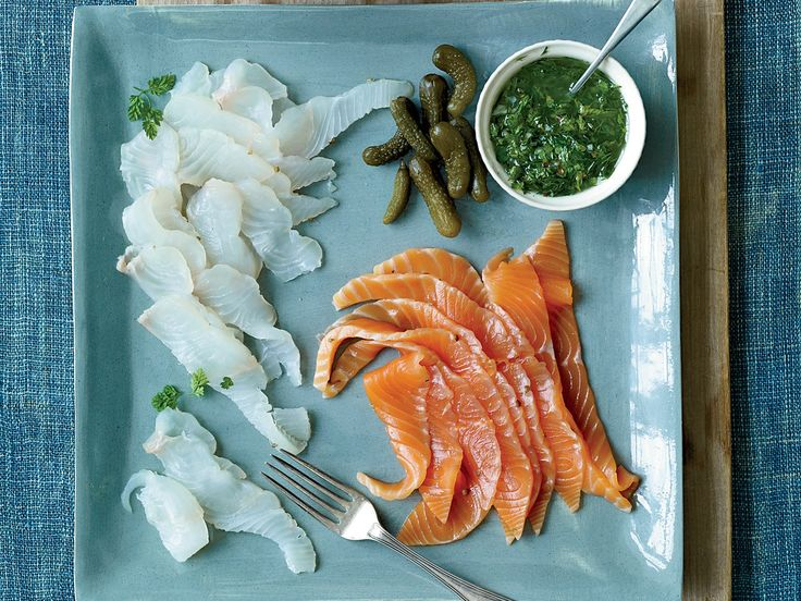Three-Day Brined Lox with Anise-Herb Sauce | Food & Wine goes way beyond mere eating and drinking. We're on a mission to find the most exciting places, new experiences, emerging trends and sensations.