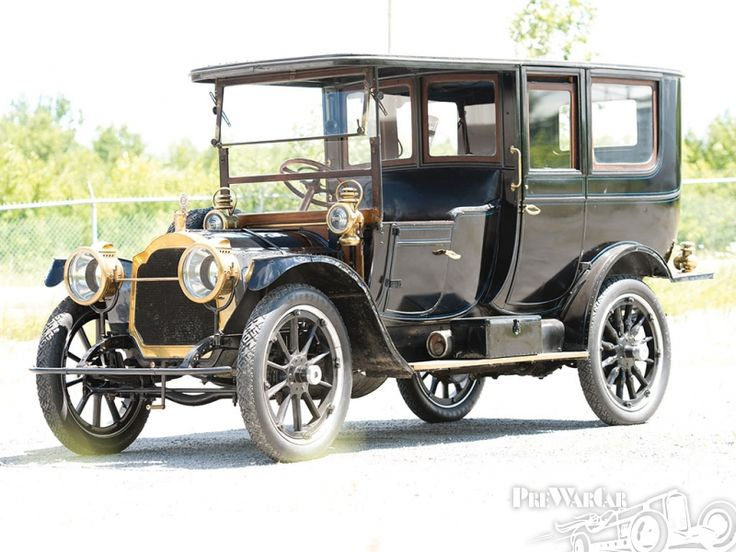 Packard Model UEFR '30' Limousine   1911 for sale