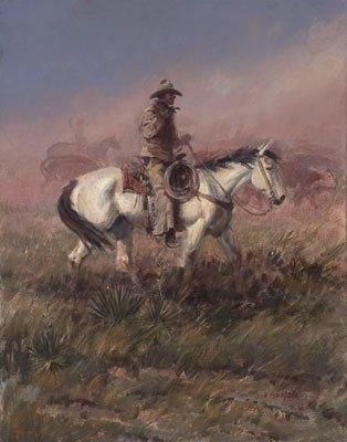 Joe Beeler / Cowboy Artists of America, founder-SR