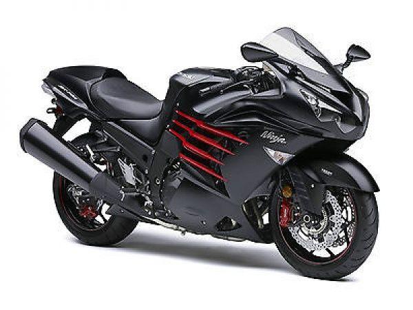 kawasaki ninja new 2014 kawasaki zx14r matte black zx