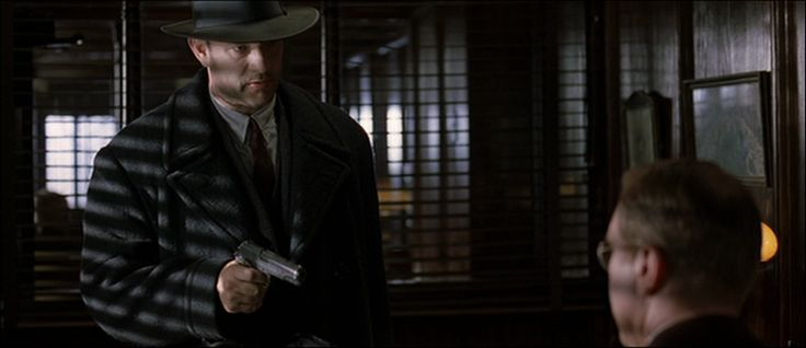 Road To Perdition - DOP: Conrad L. Hall