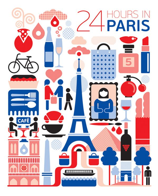 24 hours in Paris France - Art and design inspiration from around the world - CreativeRoots
