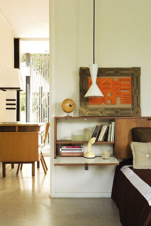 Lovely Sarasota Modern: Sun, Sea And Geometry By Andrew Weaving   More Photos In  MidCentury