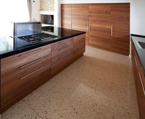 Küchen Kollektion Arthesi Hidra Holz Kochinsel Vorratsschrank