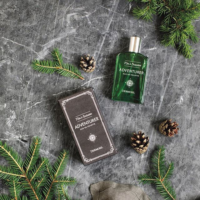 Dermosil Adventurer, e foresty scent for the scandinavian man <3 Christmas gift idea?